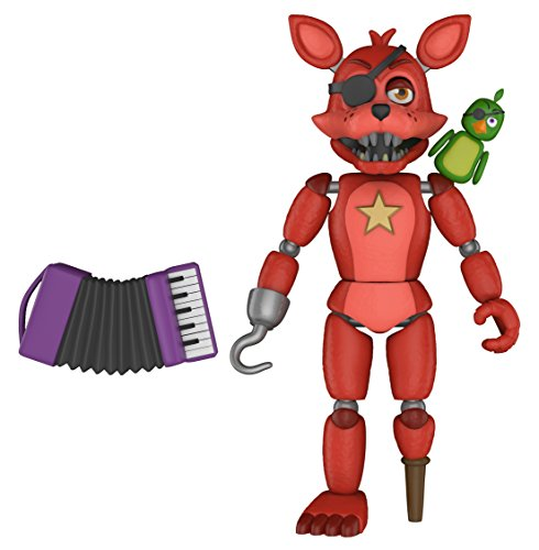 Funko 32141 Action Figure: Five Nights At Freddy's Pizza Sim: Rockstar Foxy Multi