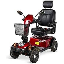 Silla con ruedas electrica comoda scooter electrico minusvalia minusvalidos