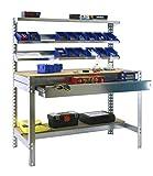 Simonrack bt-1 - Kit box-1200 galvanizado madera