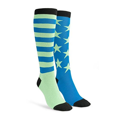 Reebok OST O Tsember Knee Sock-Calzini Uomo, Unisex, OST U Engin Knee Sock, Verde (Seagre), XL
