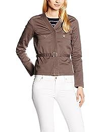 Amazon.it  giacchina - Giacche e cappotti   Donna  Abbigliamento 48f5b2ed91f