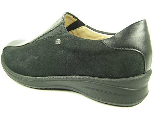 Finn comfort 2225-900119 girona, noir, noir Noir - Noir