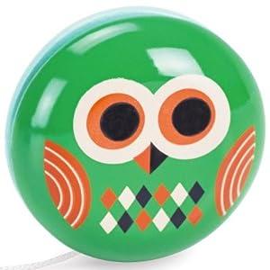 Vilac Vilac7725G Owl Yoyo - Figura Decorativa