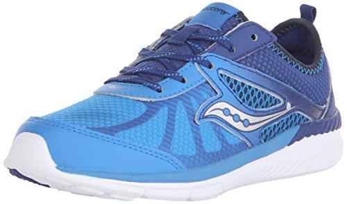 ZAPATILLA SAUCONY SC54798 BOYS GRAY blue
