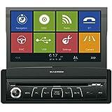 Autoradio Moniteur 1DIN Macrom m-dvd6560Bluetooth USB GPS Cartes optionnels