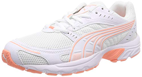Puma Unisex-Erwachsene Axis Fitnessschuhe, Weiß White-Bright Peach, 40 EU