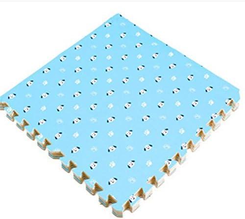 YINGER Tapis de jeu puzzle mousse Antidérapant Play Floor Mats Mats Mats 60 * 60 * 1.2cm 4 pièces | Outlet Store Online  5e5523