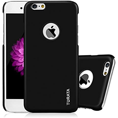 Funda iPhone 6 Plus - TURATA carcasa Cover Case Calidad Pintado de Superficie Anti-deslizante Pintura de Cuatro Niveles Diseñado para Apple iPhone 6 Plus (5.5