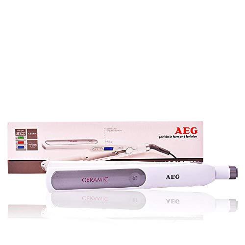 AEG Haarglätter HC 5585, weiss