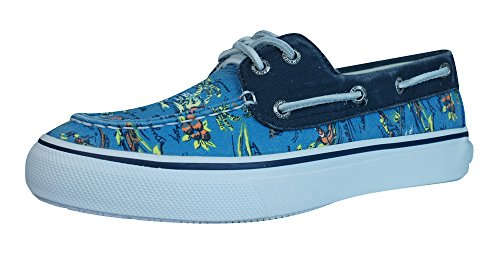 Sperry Top Sider Bahama 2 Eye Hawaii Herren Deckschuhe Blau