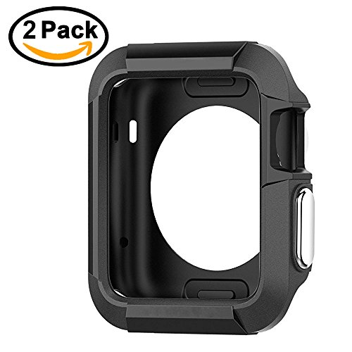 2-pack-ivoler-custodia-cover-per-apple-watch-series-2-42mm-series-1-42mm-design-meccanica-durevole-m