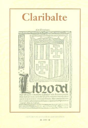 Claribalte (Coleccion De Cervantes) por Gonzalo Fernandez De Ovie