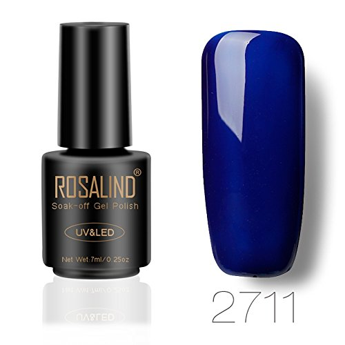 ROSALIND gel esmalte uñas semipermanente Soak Off
