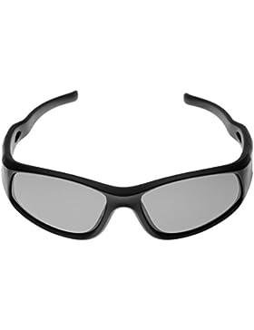 Forepin Gafas de Sol Niño y Niña reg; (5-12años) Deporte Polarizadas Marco Flexible Infantiles Ovaladas 100% Protección...