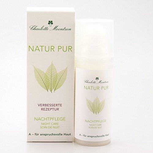 Charlotte Meentzen - Natur Pur Biolift - Nachtpflege - 50 ml
