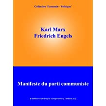 Manifeste du parti communiste (French Edition)