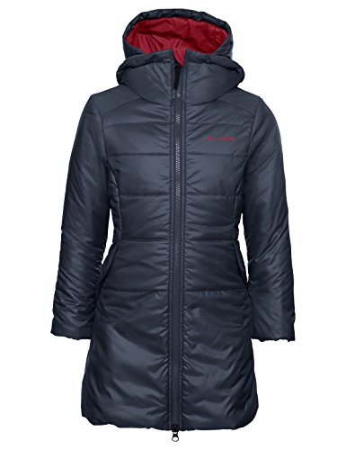 VAUDE Greenfinch Coat Girls Chaqueta, Infantil, Eclipse, 158/164