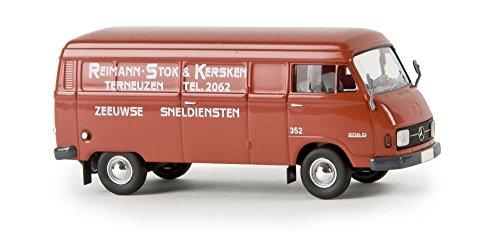 "Preisvergleich Produktbild MB L 206 D Kasten ""R.S.K"", Starmada"