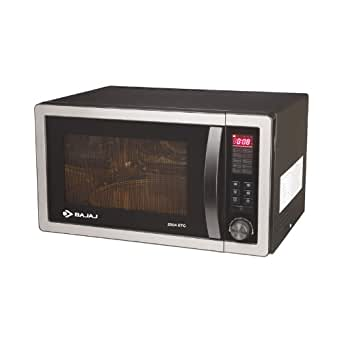 Bajaj 25 L Convection Microwave Oven (2504 ETC, Black)