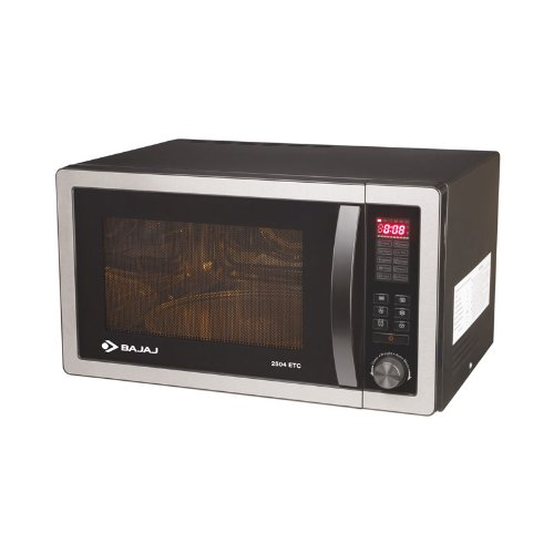 Bajaj-25-L-Convection-Microwave-Oven-2504-ETC-Black