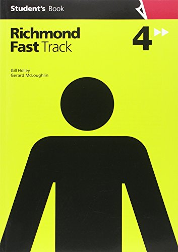 FAST TRACK 4 STUDENT'S BOOK ED16 - 9788466820592