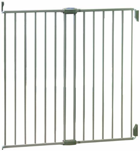 Savic Dog Barriera Gate Indoor Warm Grey