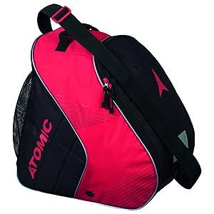 Atomic Damen/Herren Skischuh-Tasche, 32 l, Piste, 1 Paar Schuhe und Helm, Verstellbarer Schulterträger und Griff, AL5034410, Boot Bag Plus, Blau/Schwarz
