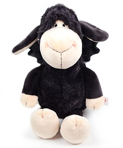 NICI - Oveja Jolly Mäh Don't Worry be Happy, Peluche de 35 cm (39841)