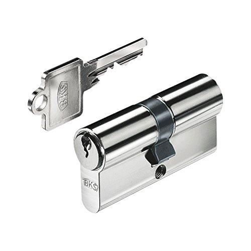 BKS Profilzylinder mit GF, BL 31/31 mm mit 3 Schlüsseln - 2