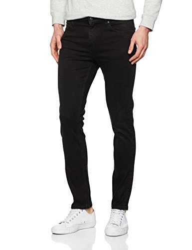 cheap-monday-tight-black-haze-vaquero-skinny-para-hombre-negro-negro-32w-34l