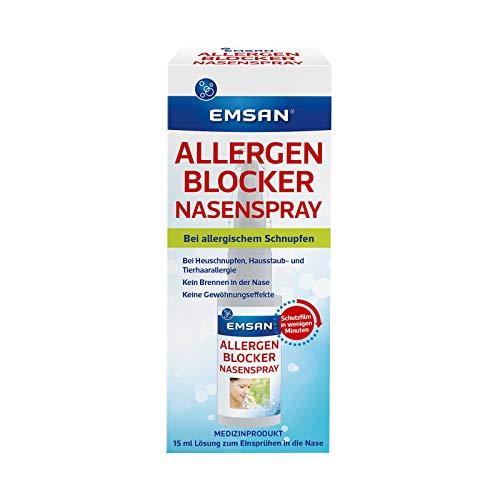 Emsan Allergenblocker Nasenspray, 15 ml