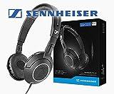 Sennheiser HD 231G, ohraufliegende Kopfhörer/Headset mit Bass, und Inline Mikrofon und Fernbedienung für Android-Geräte