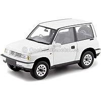 1995 Suzuki Vitara-Escudo Blanco 1:18 Dorlop 1000Aw