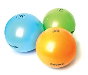 Reebok Anti Burst Gymball - Orange, 55 Cm