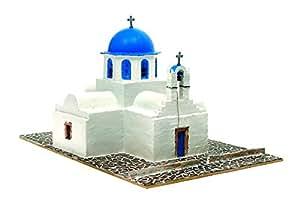 Domus - 83/40551 - Kit de Loisir - Maquette - Eglise Orthodoxe - Domus Kits