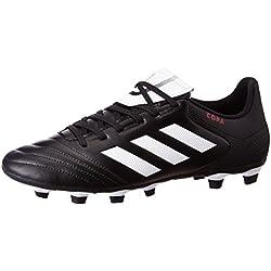 adidas Copa 17.4 Fxg, Botas de Fútbol para Hombre, Multicolor (Core Black/ftwr White/core Black), 42 EU