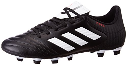 adidas Copa 17.4 Fxg, Botas de Fútbol para Hombre, Multicolor (Core Black/ftwr White/core Black), 44 EU