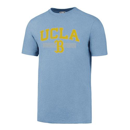 NCAA Herren OTS Rival Distressed Tee, Herren, NCAA Men's OTS Rival Distressed Tee, Carolina, Large -