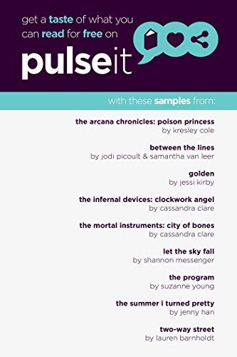 Get a Taste of Pulseit!: Free Pulseit eSampler (English Edition) -