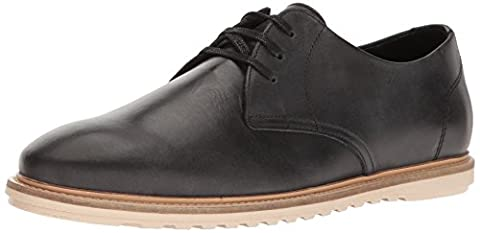 1883 by Wolverine Men's Kirk Oxford, Black Leather, 7.5 M US