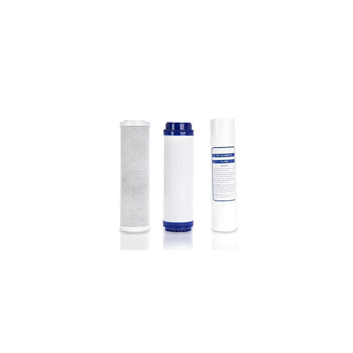 41MNxN5Ht0L. SS1200  - Jacar - Paquete de 3 filtros de osmosis