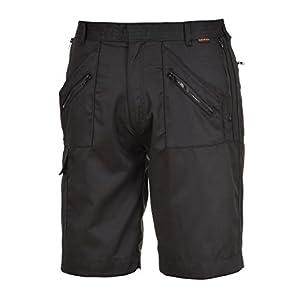 Portwest S889acción pantalones cortos, oxS889-MARINE -XXXL