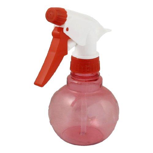 sourcingmap® 200ml Rouge Plastique Blanc Tigre Pulvérisateur Brumisation Spray Bouteille