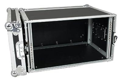 Cobra 19 inch 6U Rack Equipment flightcase 350mm
