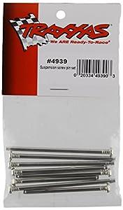 Traxxas 4939 - Juego de Tornillos de suspensión para Coche (2,5 x 31,5 mm)