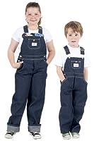 Roundhouse Infant Dungarees Indigo Blue Kids Denim Overalls Boys Girls