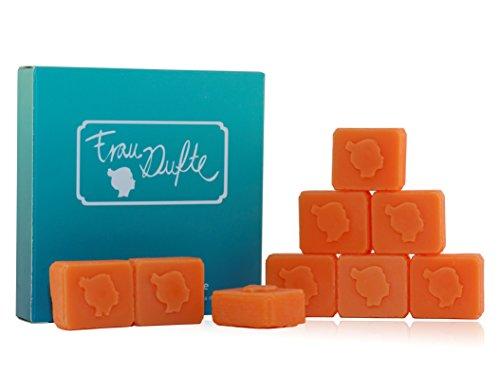 Frau Dufte | 9 Dufte Momente (13,78€/100g) - Sogno d'autunno (FD-DM002) - candela profumata / cera profumata / fragranza / deodorante per ambienti