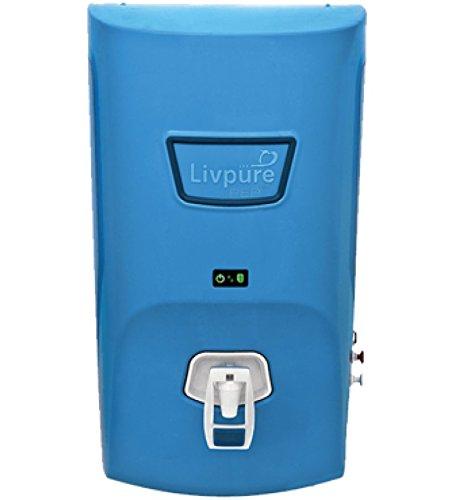 Livpure Pep Pro Plus 7 Litre RO+UV+ Taste Enhancer Supreme Water Purifier (Blue)