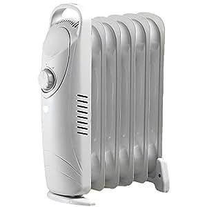 sichler haushaltsger te kleiner radiator mobile 600 watt elektroheizung l radiator heizk rper. Black Bedroom Furniture Sets. Home Design Ideas