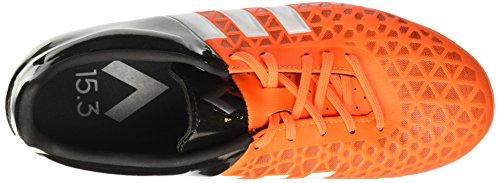 Mädchen Adidas Orange Schwarz Weiß Fußballschuhe HY0qTdw0